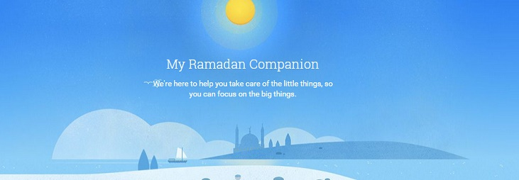 Google sets up Ramadan Companion App