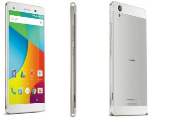 Lava Android 2.0 Phone