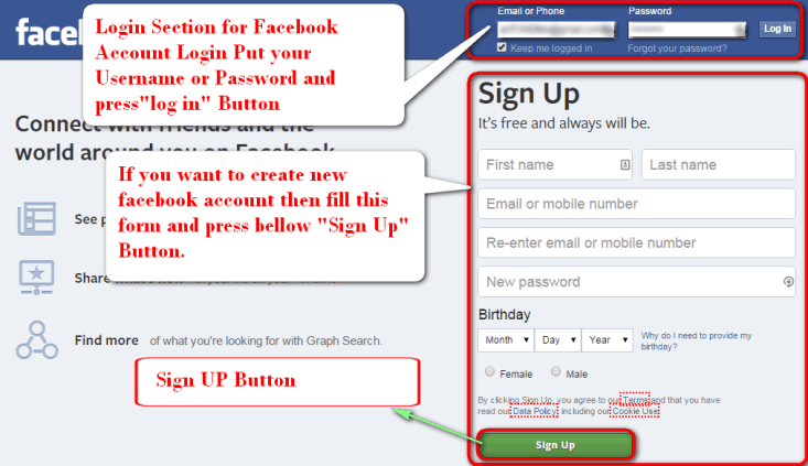 facebook-homepage-for-login-facebook-or create-new-facebook-account
