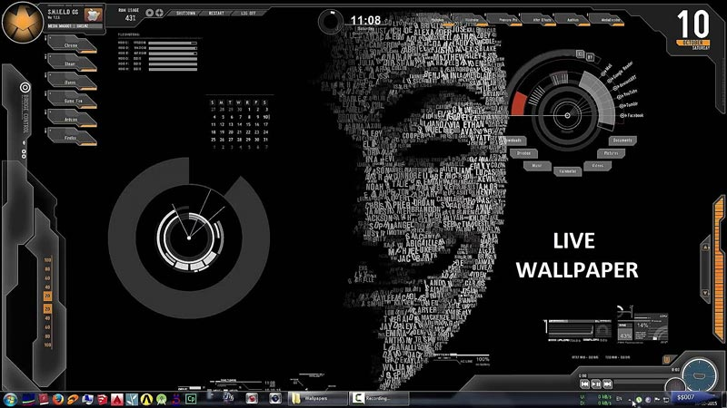 3d Cube Live Wallpaper Apk Hologram Live Wallpaper For Pc Many Hd Wallpaper