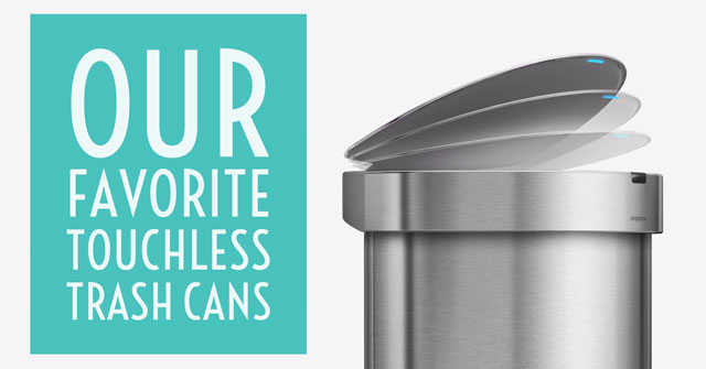 Best Touchless Trash Can 2017 Best Trash 2018