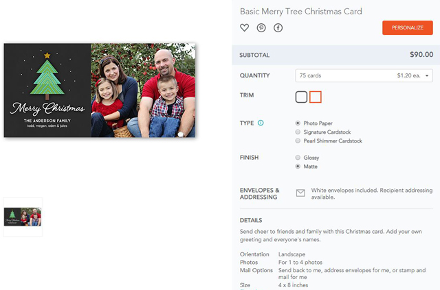 Holiday Card Sites  Apps That Mail Cards for You - Techlicious