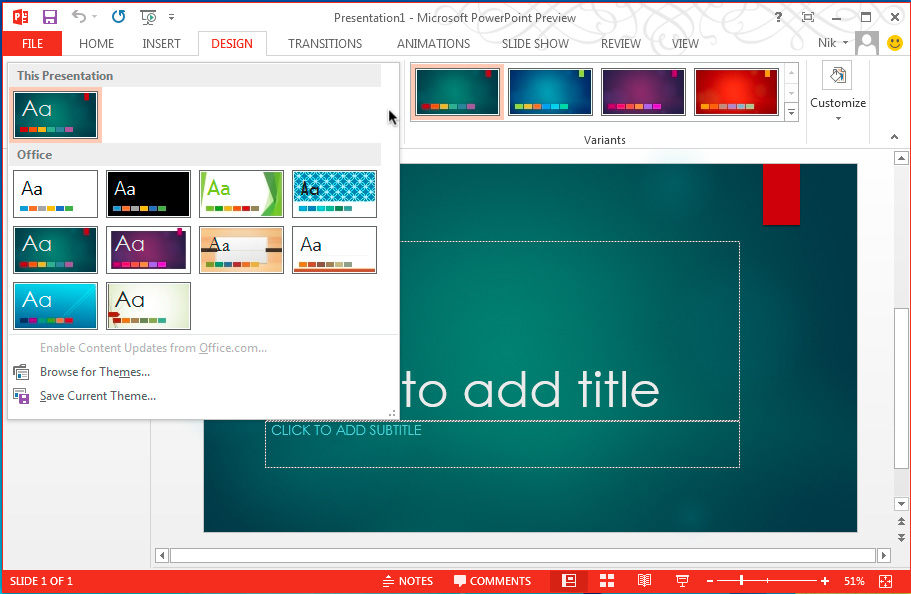 5 Tips to Choose Best PowerPoint Templates for Presentations · TechMagz
