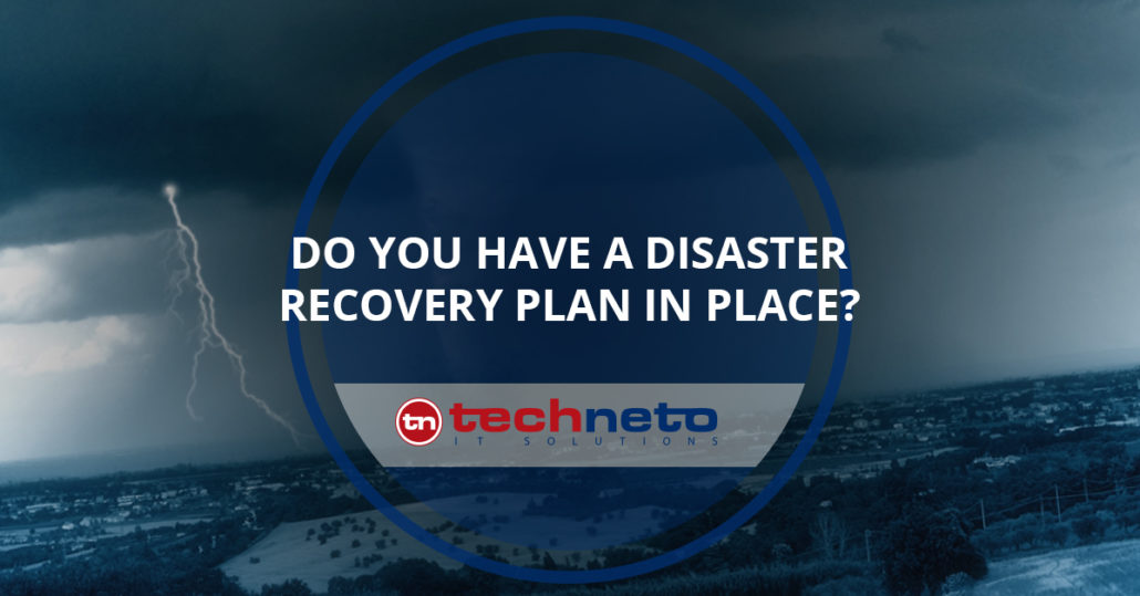 Information Technology Purchase NY What is a Disaster Recovery Plan?