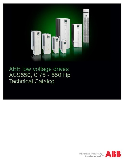 ABB Drives - Industrial Electronic Controls