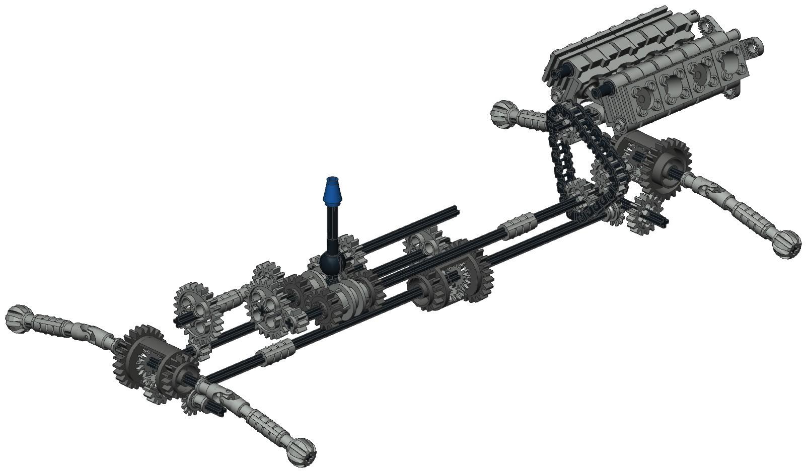technic wiring harness