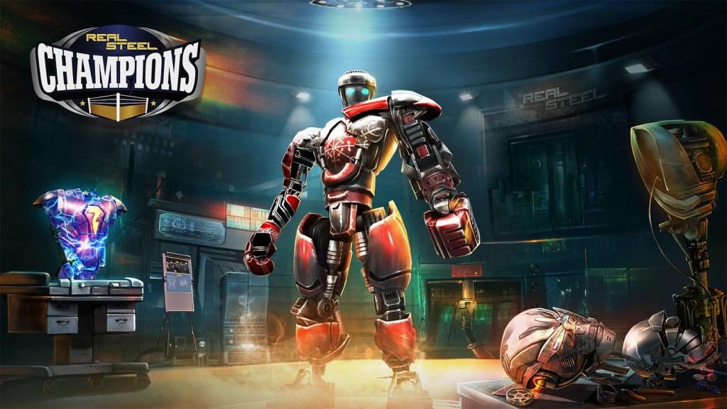 download game apk real steel