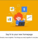 Google Adsense New Home Page - Technig