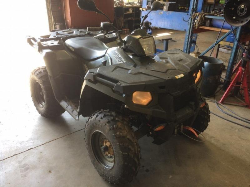 Polaris SPORTSMAN 570 TR ATV amp; Quad, 45460 Bray En Val