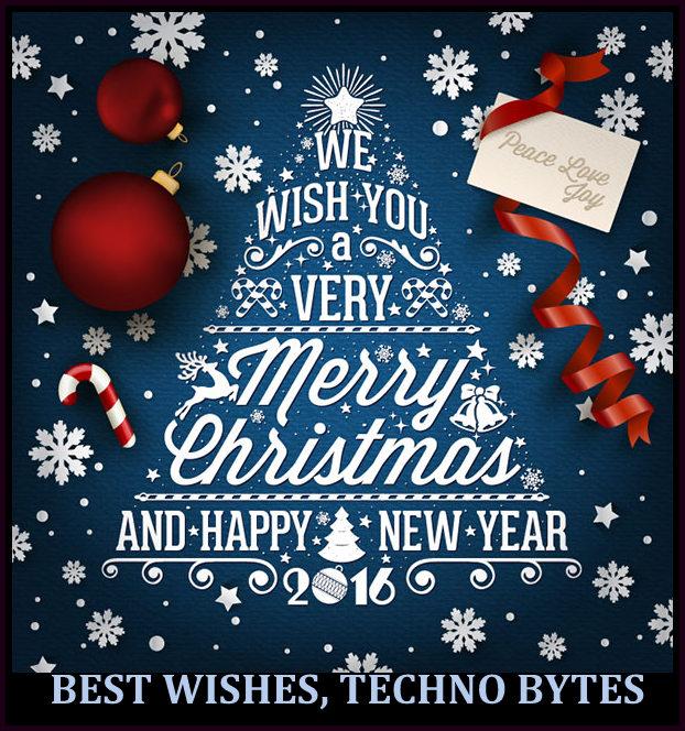 Season Greetings, Happy Holidays \u2013 Techno Bytes - happy holidays and new year greetings