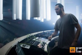 Paul Ritch – Dockyard Festival FACT Stage NDSM Docklands ADE 2015 – 17-10-2015 – @PAULRITCH