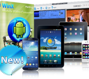 WinX Mobile Video Converter  box