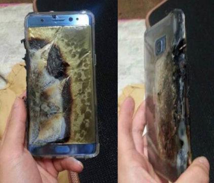 Samsung Galaxy Note 7 sull'aereo? Ecco le limitazioni