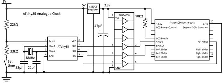analog timer wiring diagram