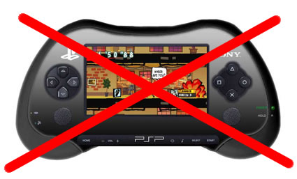 Rediseo del PSP, no va, va, no va de nuevo