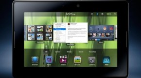 BlackBerry Playbook baja a solo $299 dólares