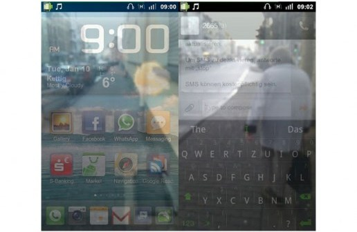 Android-Transparent-Screen