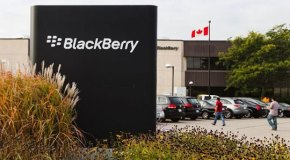 BlackBerry cancela altos ejecutivos