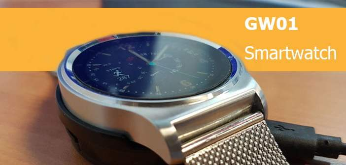 Bajo la Lupa : GW01 Heart Rate Monitoring Smart Watch