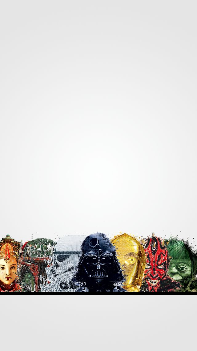 Cute Crisp Wallpapers 50 Star Wars Iphone Wallpapers For Free Download