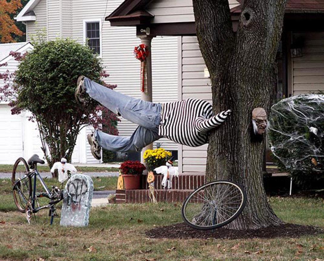 Halloween decorations outside - Halloween Outdoor Decoration