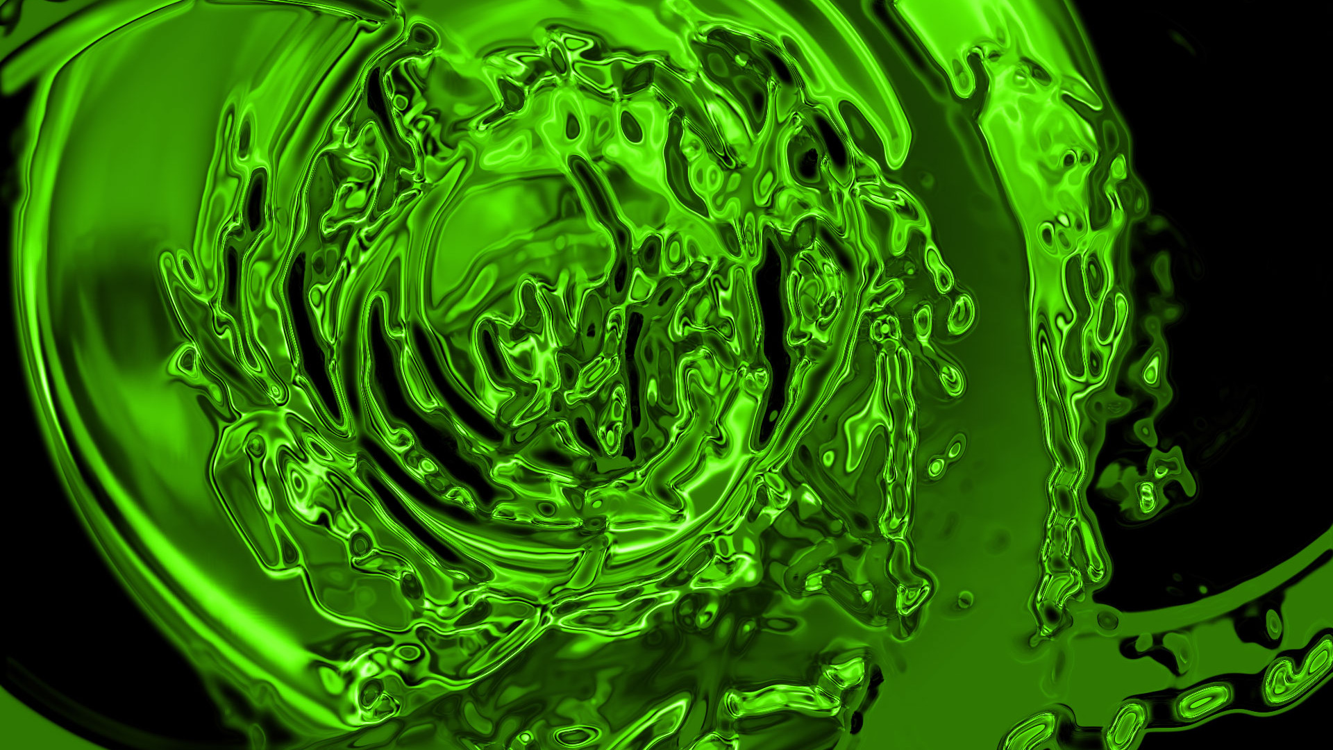 3d Fractal Wallpapers Hd 45 Hd Green Wallpapers Backgrounds For Free Download