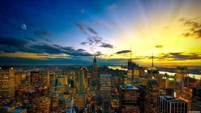 40 HD New York City Wallpapers/Backgrounds For Free Download