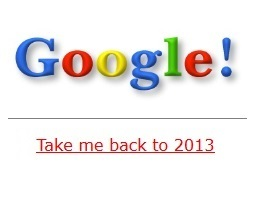 """Google celebrates 15 years with """"Google in 1998"""" Easter Egg! Try ..."""