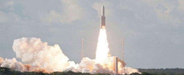 Eutelsat'ın yeni uydusu E8WB fırlatıldı