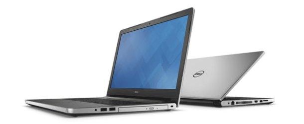 Dell Inspiron 5558 raflardaki yerini aldı