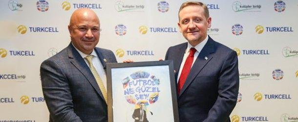 Turkcell'den Türk futboluna dev destek