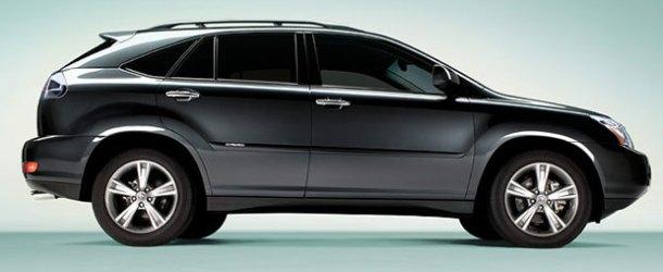Lexus'un 1 milyonuncu hibrit aracı satıldı