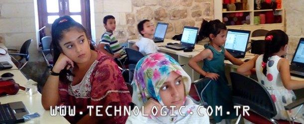 Mardinli kız çocuklarına kodlama eğitimi