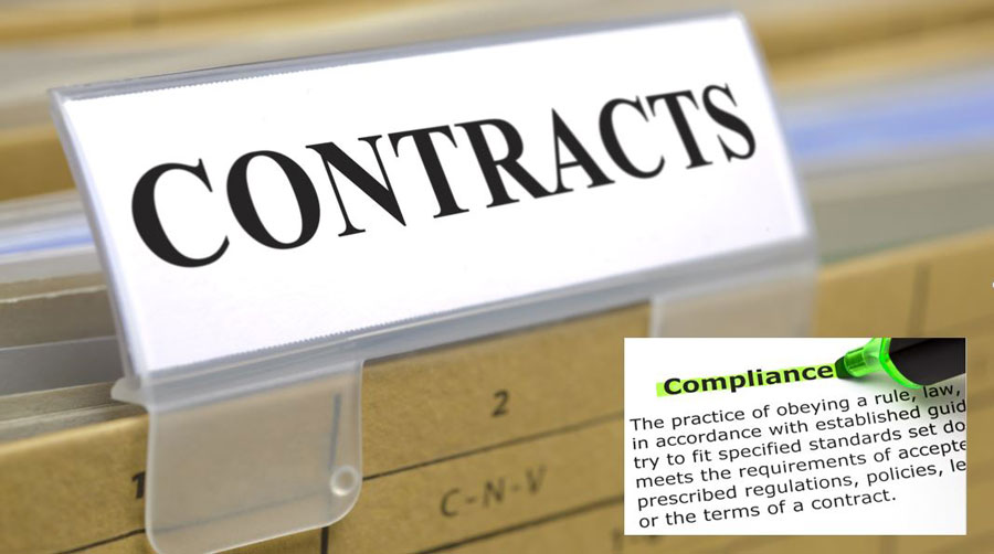 Contract Management 6 Easy Tips To Avoid Noncompliance - Technology