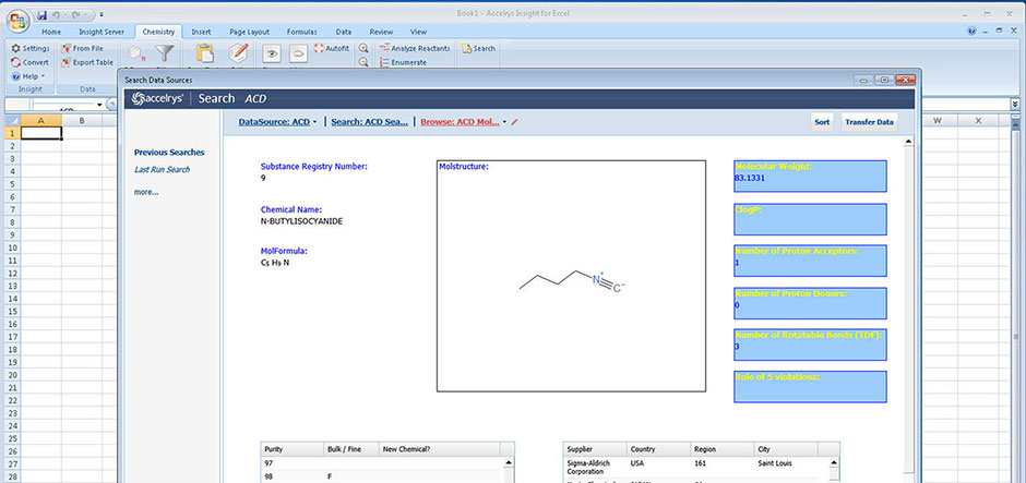 Accelrys adds scientific data analysis capabilities to Insight for