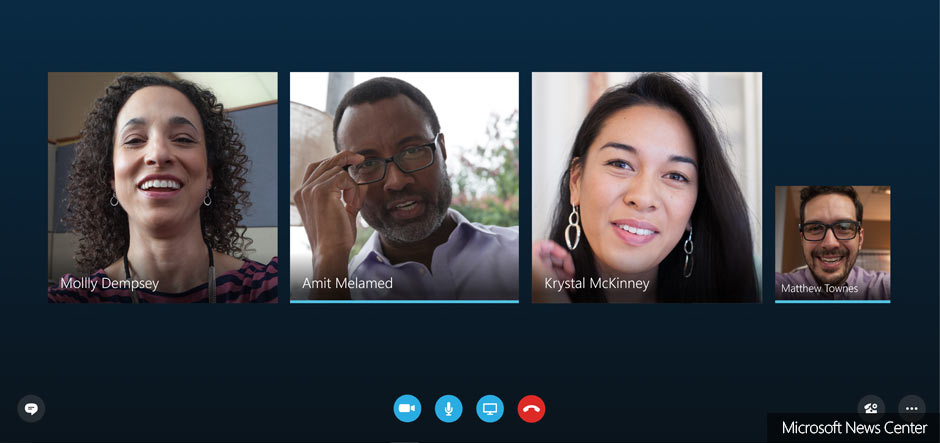 how to video call on skype
