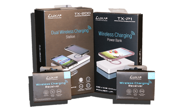 Luxa2 Wireless Charging Family