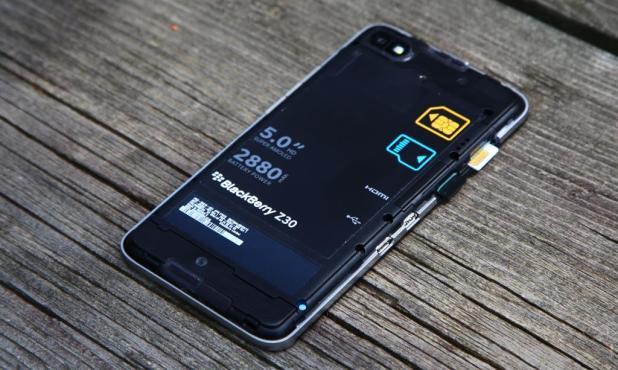 BlackBerry Z30 8
