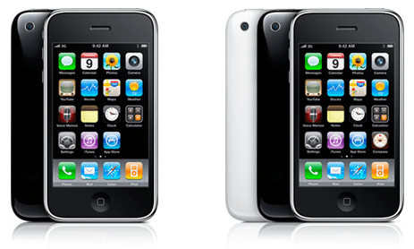 iphone 3gs new design wwdc