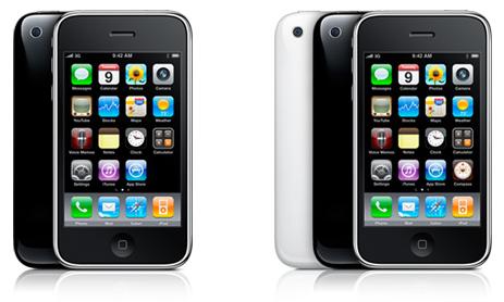 iphone 3gs new design wwdc