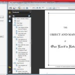 Search to Multiple Pdfs' Same Time Using Adobe Reader