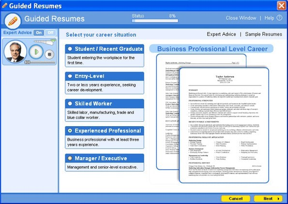 Top 10 Best and Free Online Resume Builder Websites (CV) - Electronic Resume Builder