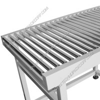Conveyor/Accumulator Roller Table (40 Inches) (E-CONVEYOR ...