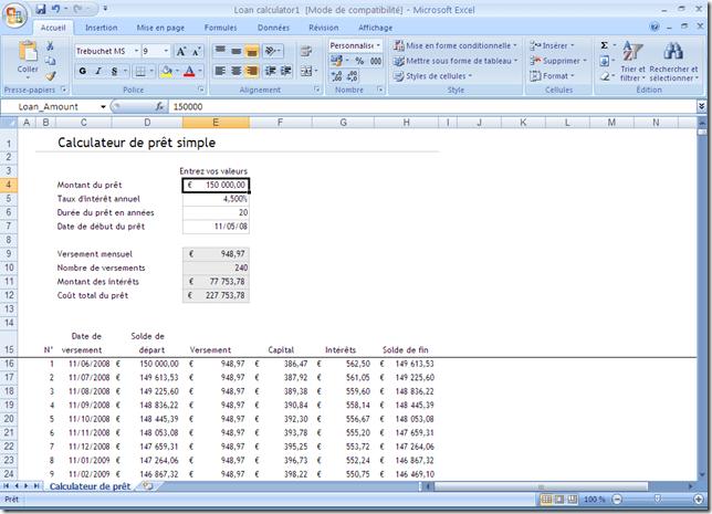 exemple cv avec microsoft publisher