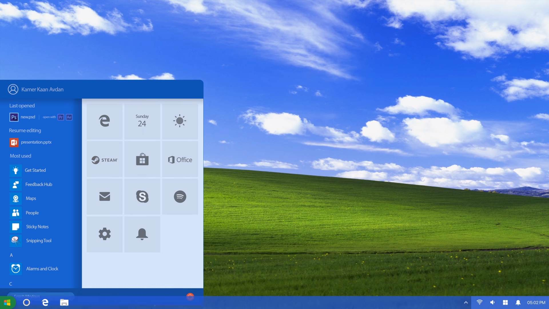 Microsoft Wallpaper Fall This Windows Xp 2018 Edition Concept Is Just Simply Amazing