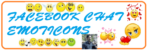 facebook chat emoticons