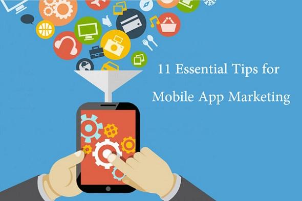 mobile app marketing