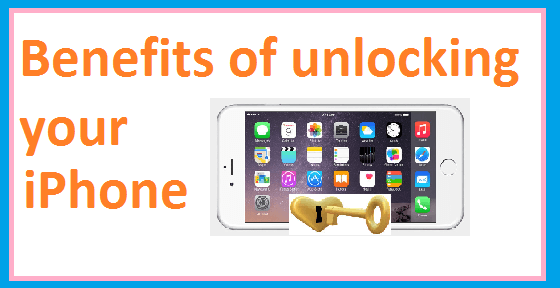benefits of unlocking your iphone