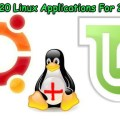 Top 20 applications for linux in 2011 (ubuntu and linux mint)
