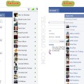 Old Facebook chat and new facebook chat